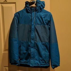 Columbia Boys Winter Jacket Size 14-16